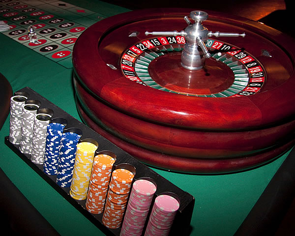 roulette table rental ny