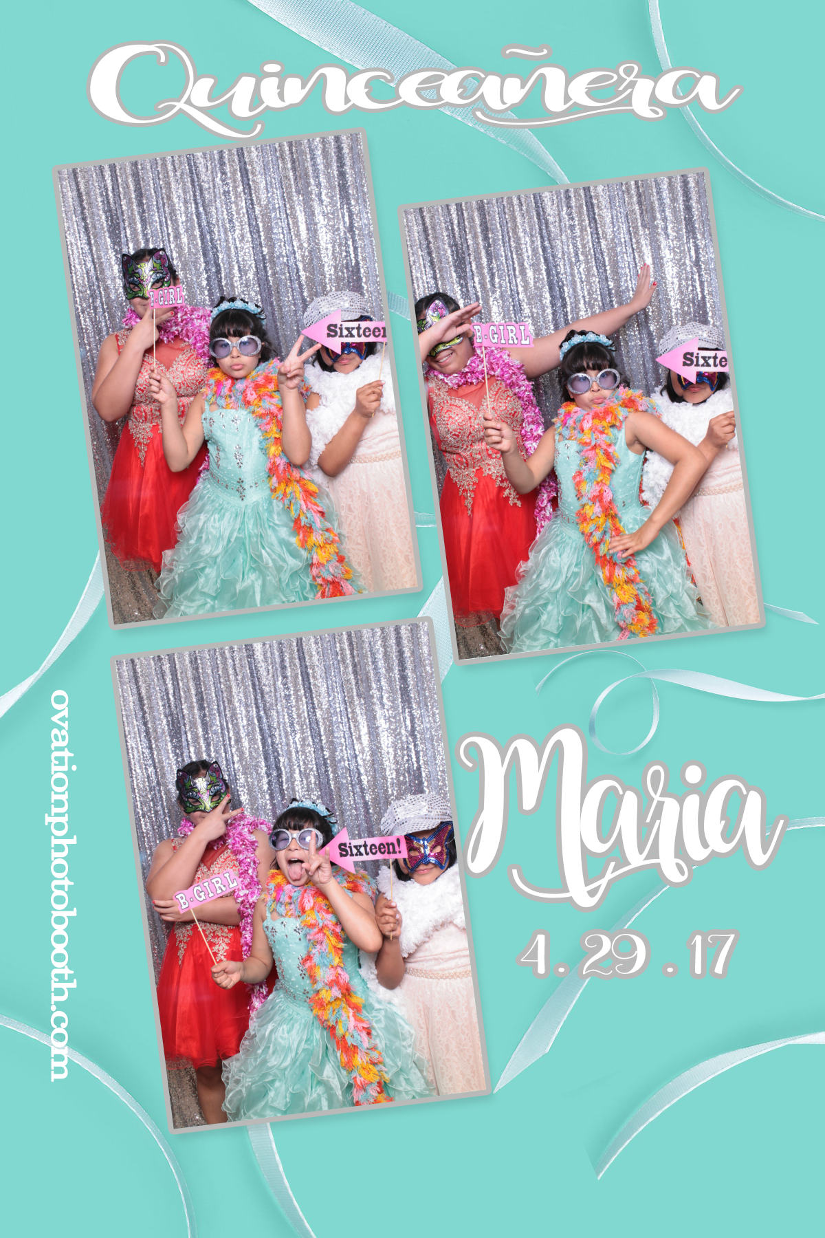 Mirror Me Photo Booth Templates