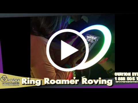 Ring Roamer Rentals by Ovation Event Rentals