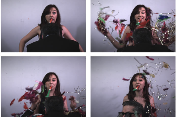 Slow Motion Photo Booths