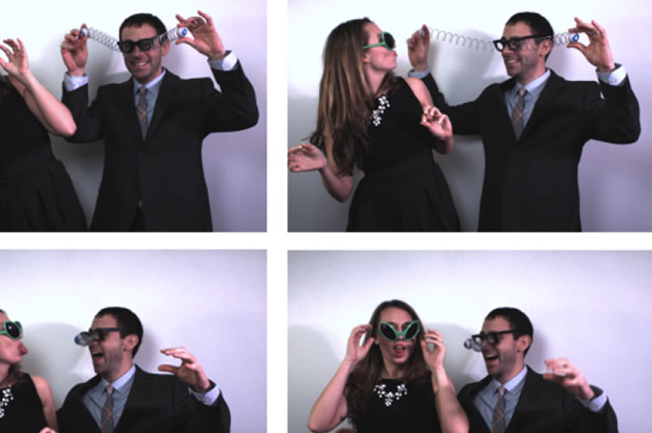 Slow Motion Photo Booth
