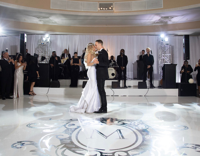 Acrylic Dance Floor Rental Nyc Westchester Long Island