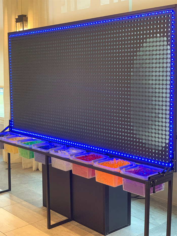 Hire Giant Lite Brite Nyc Long Island Westcjester