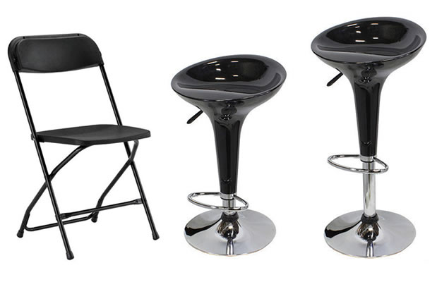 stool and chair rental ny