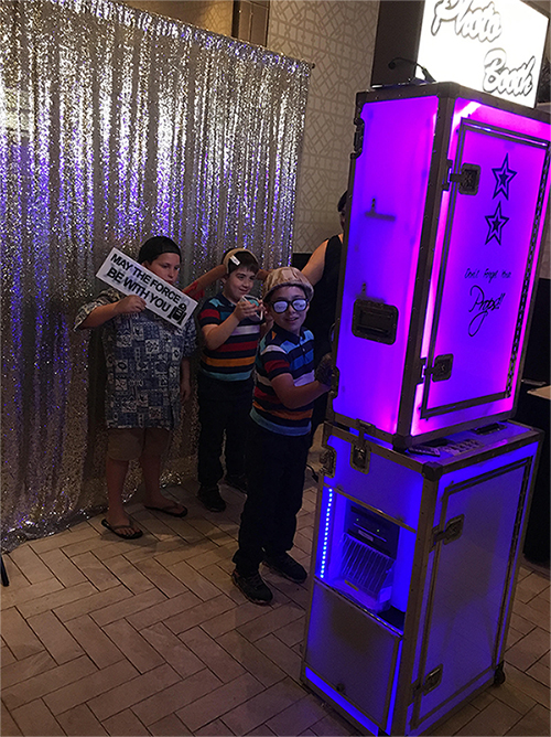 led photo booth 2